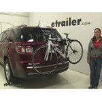 Thule Archway Trunk Bike Racks Review - 2016 GMC Acadia