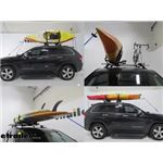 Thule Compass Kayak and SUP Carrier Review