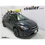 Thule DockGlide Kayak Carrier Review