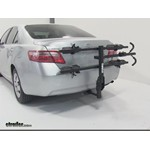 Thule Doubletrack Hitch Bike Rack Review - 2007 Toyota Camry