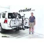 Thule Doubletrack Hitch Bike Racks Review - 2008 Toyota 4Runner