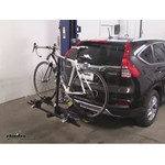 Thule Doubletrack Hitch Bike Racks Review - 2015 Honda CR-V