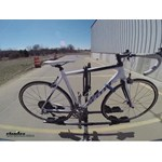 Thule Doubletrack Hitch Bike Rack Review - 2014 Nissan Pathfinder