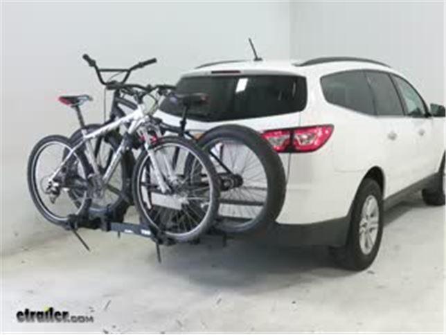 Thule Doubletrack Pro 2 Bike Platform Rack Review Video