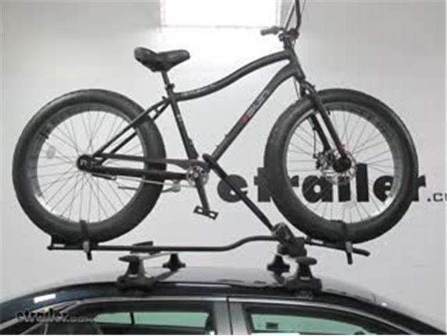Thule ProRide Fat Bike Adapter 5981 | roofracks.co.uk ...  |Fat Bike Roof Rack Thule