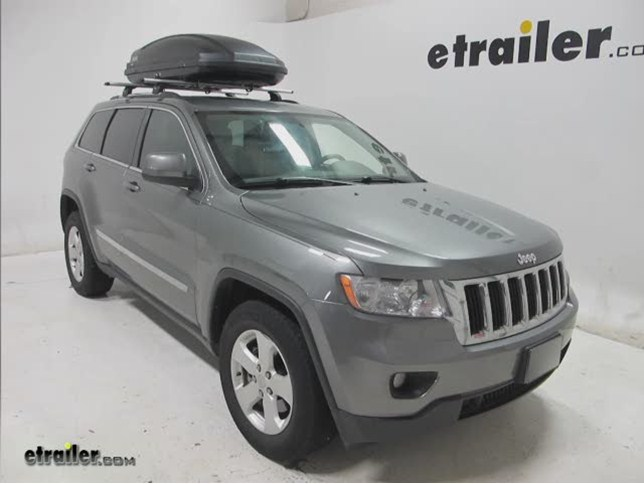 Sportrack Cargo Carrier Roof Mounted Cargo Carrier