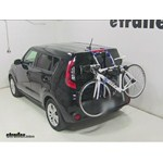 Thule Gateway Trunk Mount Bike Rack Review - 2014 Kia Soul