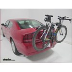 Thule Gateway Trunk Mount Bike Rack Review