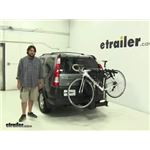 Thule  Hitch Bike Racks Review - 2006 Honda CR-V
