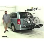Thule  Hitch Bike Racks Review - 2008 Chrysler Town and Country