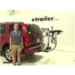 Thule  Hitch Bike Racks Review - 2008 Dodge Durango