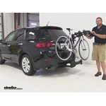Thule  Hitch Bike Racks Review - 2011 Acura RDX