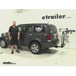 Thule  Hitch Bike Racks Review - 2011 Dodge Nitro
