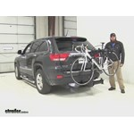 Thule  Hitch Bike Racks Review - 2011 Jeep Grand Cherokee