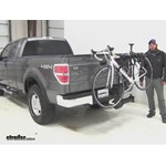 Thule  Hitch Bike Racks Review - 2012 Ford F-150