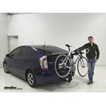 Thule  Hitch Bike Racks Review - 2012 Toyota Prius