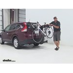 Thule  Hitch Bike Racks Review - 2013 Honda CR-V