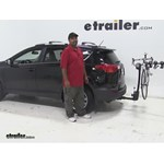 Thule  Hitch Bike Racks Review - 2013 Toyota RAV4