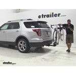 Thule  Hitch Bike Racks Review - 2014 Ford Explorer