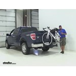 Thule  Hitch Bike Racks Review - 2014 Ford F-150