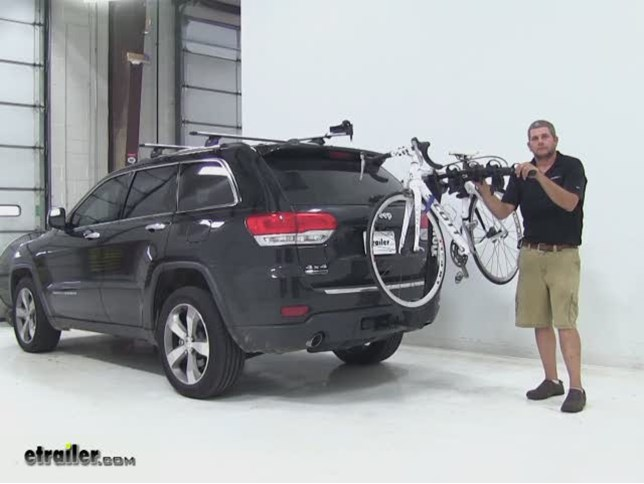 bike rack for jeep grand cherokee best seller bicycle review. Black Bedroom Furniture Sets. Home Design Ideas