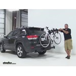 Thule  Hitch Bike Racks Review - 2014 Jeep Grand Cherokee