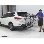 Thule  Hitch Bike Racks Review - 2014 Nissan Pathfinder