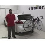 Thule  Hitch Bike Racks Review - 2014 Toyota Venza
