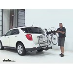 Thule  Hitch Bike Racks Review - 2015 Chevrolet Equinox