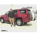 Thule  Hitch Bike Racks Review - 2015 Chevrolet Tahoe