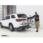 Thule  Hitch Bike Racks Review - 2015 Dodge Durango