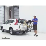 Thule  Hitch Bike Racks Review - 2015 Honda CR-V