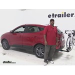 Thule  Hitch Bike Racks Review - 2015 Hyundai Tucson