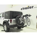 Thule  Hitch Bike Racks Review - 2015 Jeep Wrangler Unlimited