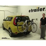 Thule  Hitch Bike Racks Review - 2015 Kia Soul
