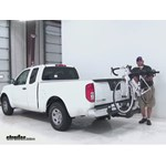 Thule  Hitch Bike Racks Review - 2015 Nissan Frontier