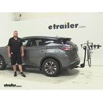 Thule  Hitch Bike Racks Review - 2015 Nissan Murano