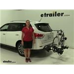 Thule  Hitch Bike Racks Review - 2015 Nissan Pathfinder