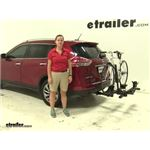 Thule  Hitch Bike Racks Review - 2015 Nissan Rogue