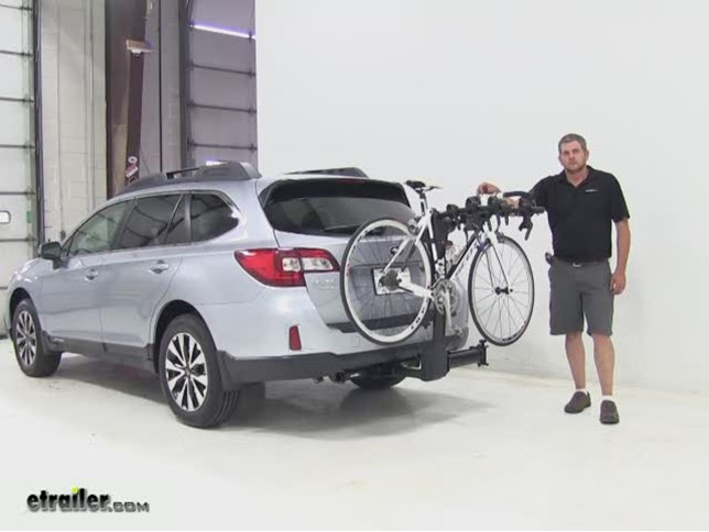 outback bike rack trunk bicycling    bike ideas