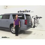 Thule  Hitch Bike Racks Review - 2016 Chevrolet Suburban