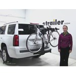 Thule  Hitch Bike Racks Review - 2016 Chevrolet Tahoe