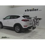 Thule  Hitch Bike Racks Review - 2016 Hyundai Tucson