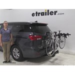 Thule  Hitch Bike Racks Review - 2016 Kia Sedona