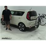 Thule  Hitch Bike Racks Review - 2016 Kia Soul