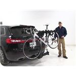 Thule  Hitch Bike Racks Review - 2016 Lincoln MKX