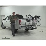Thule  Hitch Bike Racks Review - 2016 Nissan Frontier