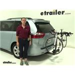 Thule  Hitch Bike Racks Review - 2016 Toyota Sienna