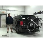 Thule  Hitch Bike Racks Review - 2017 Dodge Grand Caravan
