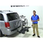 Thule Hitch Bike Racks Review - 2019 Dodge Grand Caravan